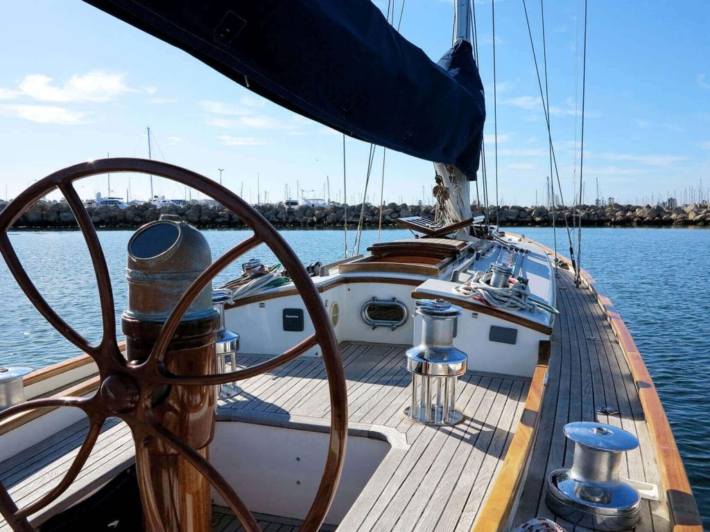 Acrospire on deck